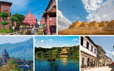 Lima Situs Warisan Kebudayaan Indonesia yang diakui oleh UNESCO