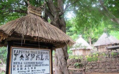 Kampung Tradisional Takpala: Sebuah Kehidupan dengan Kekayaan Budaya