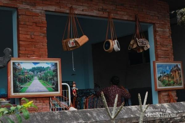 Kunjungi Rumah Warga dengan Nuansa Khas Bali di Desa Penglipuran